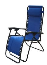 Henryka Multi Lounging Blue Casual Chair