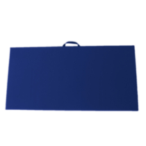 Tapis d'exercice Apple Athletic - bleu roi 2 pi x 5 pi x 1 po