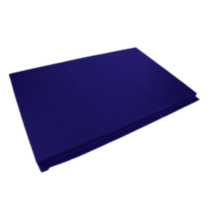 Tapis d'exercice V4S Apple Athletic - bleu roi