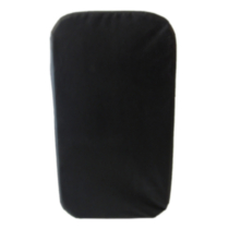 Apple Athletic Martial Arts Flat Kicking Shield – Black