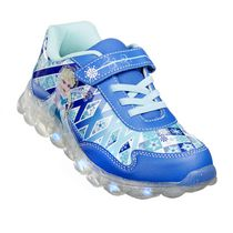 Disney Frozen Toddler Girls' Athletic Shoes 13