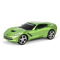 New Bright R/C 1:24 Corvette Green