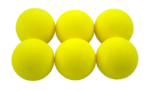 Eagle Series Foam Practice Balls