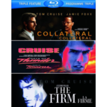 Tom Cruise: Triple Feature - Collateral / Days Of Thunder / The Firm (Blu-ray) (Bilingual)