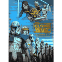 Star Wars: The Clone Wars - Seasons 1-5 (Collector's Edition) (Bilingual)