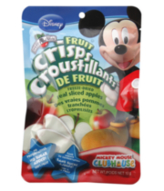 Disney Brothers All Natural Fruit Crisps, Fuji Apple