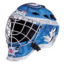 Franklin Sports LNH Masque de gardien Jets de Winnipeg GFM 1500