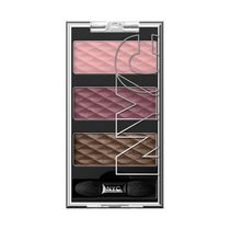 NYC New York Color High Definition Color Trio Eye Shadow Manhattan Mauve