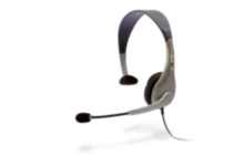Cyber Acoustics Headset, Grey - AC-840