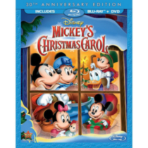 Mickey's Christmas Carol (30th Anniversary Edition) (Blu-ray + DVD)