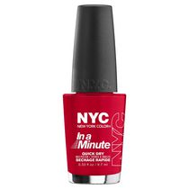 Vernis à ongles NYC New York Color In A New York Minute Rivington Red