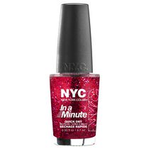 Vernis à ongles NYC New York Color In A New York Minute Ruby Slippers