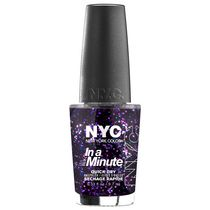 NYC New York Color In A New York Minute Nail Color NY Princess
