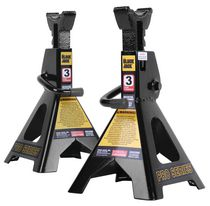 BlackJack Ratcheting Jack Stands - 3 Ton Capacity