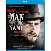 The Man With No Name Trilogy: A Fistful Of Dollars / For A Few Dollars More / The Good, The Bad And The Ugly (Blu-ray) (Bilingual)