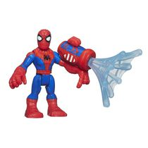 Playskool Heroes Marvel Super Hero Adventures Web-Shooter Spider-Man Figure