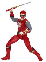 Power Rangers Legacy Ninja Storm Red Ranger Action Figure
