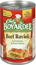 Chef Boyardee® Beef Ravioli In Tomato and Meat Sauce