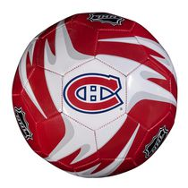 Franklin Sports LNH Ballon de soccer des Canadiens de Montréal