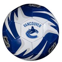 Franklin Sports NHL Vancouver Canucks Soccer Ball