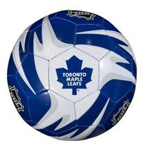 Franklin Sports NHL Toronto Maple Leafs Soccer Ball