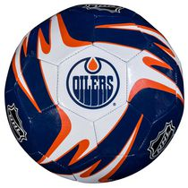 Franklin Sports NHL Edmonton Oilers Soccer Ball