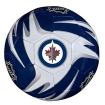 Franklin Sports LNH Ballon de soccer Jets de Winnipeg