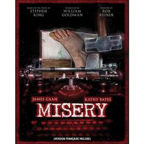 Misery (Blu-ray) (Bilingual)