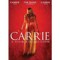 Carrie: 3 Film Collection - Carrie (1976) / Carrie 2 : La Rage / Carrie (2002) (Bilingue)