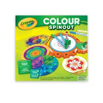Marqueur de dessins Colour Spin Out de Crayola