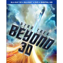 Star Trek Beyond (Blu-ray 3D + Blu-ray + DVD + Digital HD) (Bilingual) (Bonus Star Trek Tote with preorder while supplies last)