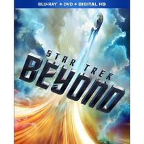 Star Trek Beyond (Blu-ray + DVD + Digital HD) (Bilingual) (Bonus Star Trek Tote with preorder while supplies last)