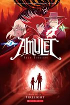 Amulet Book Seven Firelight