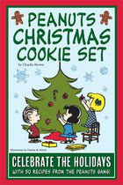 Peanuts Christmas Cookie Set: Celebrate The Holidays With 50 Recipes From the Peanuts Gang