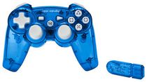 PDP Rock Candy Wireless Controller for PS3 - Blue