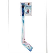 Ensemble de hockey souple La Reine des neiges de Disney par Franklin Sports