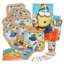 Despicable Me 2 Value Party Kit for 8