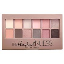 Palette de fard à paupières The Blushed Nudes de Maybelline New York