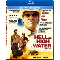 Hell Or High Water (Blu-ray + DVD) (Bilingual)