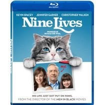 Nine Lives (Blu-ray + DVD) (Bilingual)