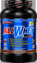ALLWHEY Protein Powder Chocolate 908g