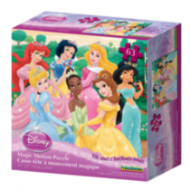 Magic Motion Princess Puzzles 63pc