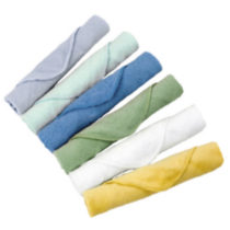 Wash Cloths Boy - Pack of 6