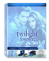 Twilight Forever: The Complete Saga - Blu-Ray