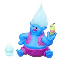 Figurine à collectionner Biggie des Trolls par DreamWorks