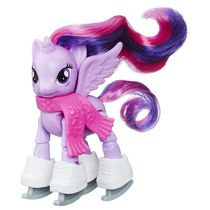 My Little Pony Explore Equestria Princess Twilight Sparkle Ice Skating Pony Doll
