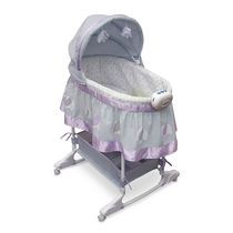 Bily 2-in-1 Bassinet Girl