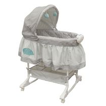 Bily 2-in-1 Bassinet - Hedgehog