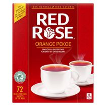 Red Rose® Orange Pekoe Tea Bags