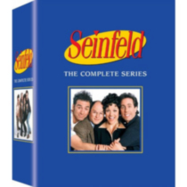 Seinfeld: The Complete Series (Bilingual)